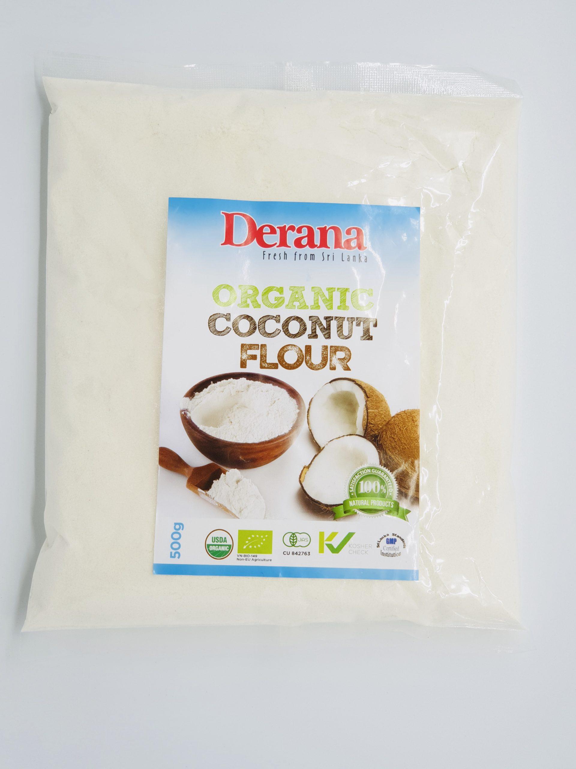 Derana Organic Coconut Flour Pride Of Punjab