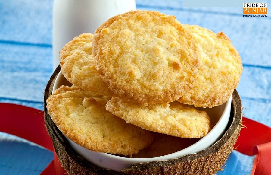 Coconut Cookies Recipe: A Quick Sweet Wafers